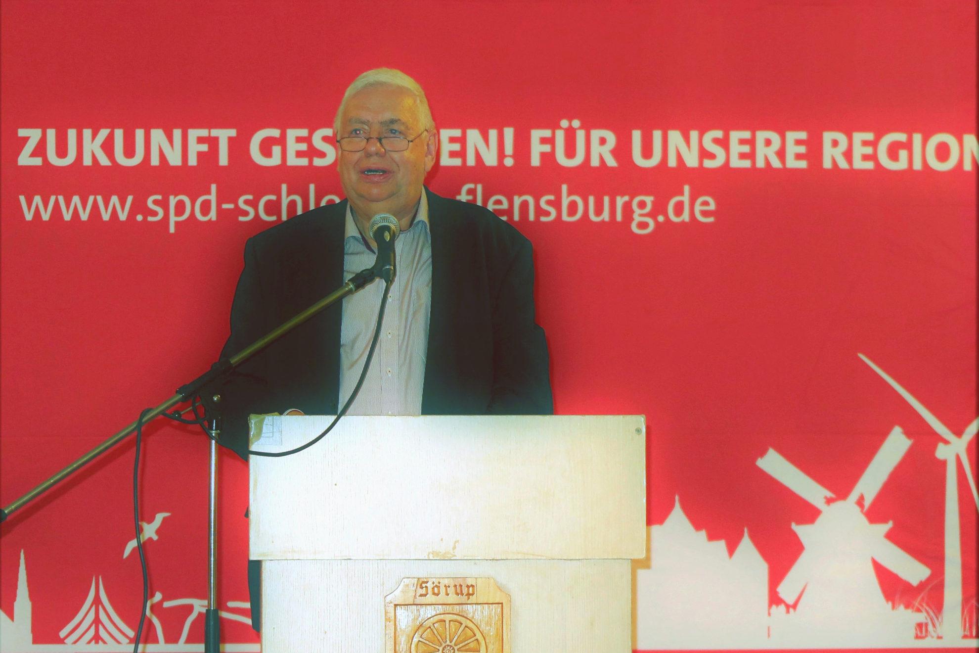 Günter Nissen Vortrag