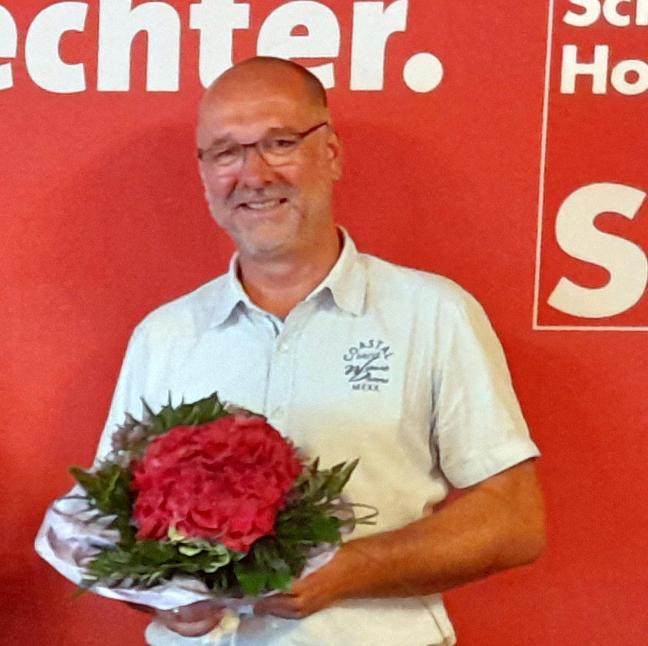Heiko Frost: SPD Landtagskandidat 2022, Wahlkreis 4